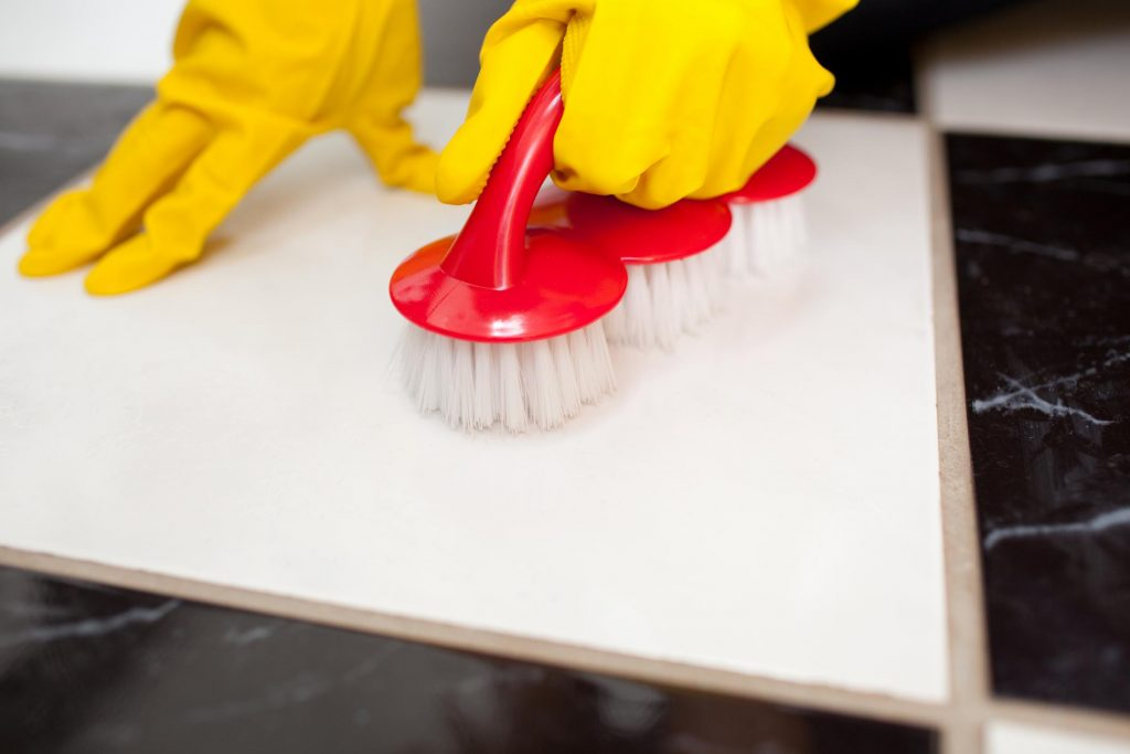 affordable tile and grout cleaning service